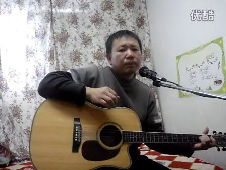 天使的翅膀吉他谱 图片谱,弹唱,G调 安琥