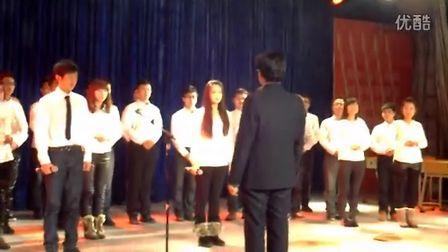[自动化]东北电力大学自动化工程学院12级合唱大赛第一名