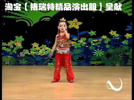 小白兔神话茉莉花兔子舞儿童节舞蹈节目演出视频大全