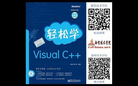 轻松学VisualC++01:<font style='color:red;'>认识</font>Visual C++