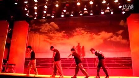 [54]2013年东北电力大学巾帼秀超炫街舞表演