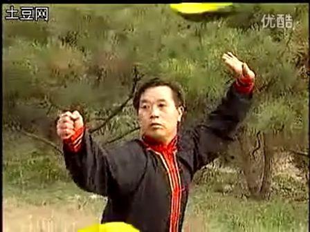 戳脚翻子拳教学_10-小翻子拳之幺磨腿(王长亮)