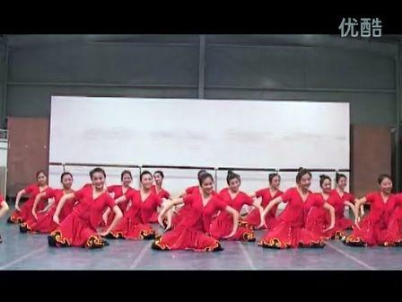 蒙古族舞蹈精品组合展——韩淑英教授e图片
