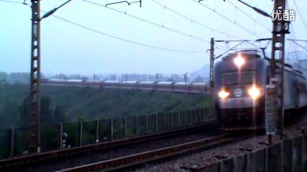 震撼火车视频