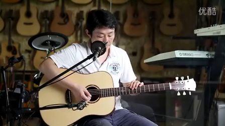 麦杰克MAGIC SD400 火系列吉他音色品测 飞琴行乐器