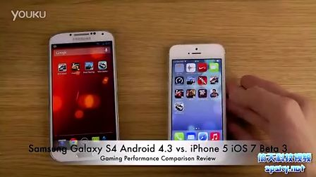Android 4.3与iOS7 Beta3游戏体验对比