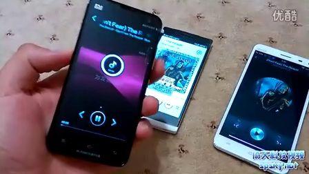国产手机外放PK:小米2S vs Find5 vs Vivo Xplay