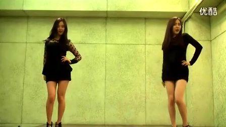 韩国美女舞蹈