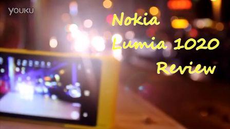 [國語解說]諾基亞 Lumia 1020 評測視頻