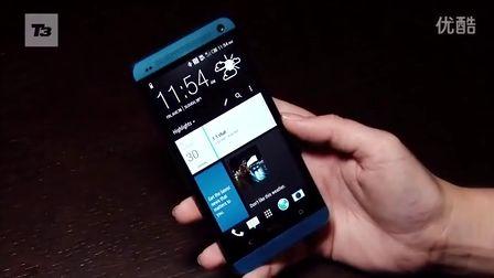 極光藍HTC One與One mini上手演示(視頻+多圖)