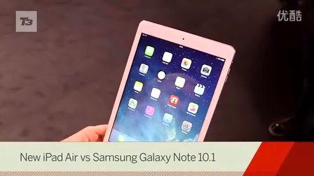 两款新iPad与三星Note10.1第二代N7对比