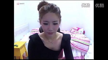 韩国美女主播跳舞自拍