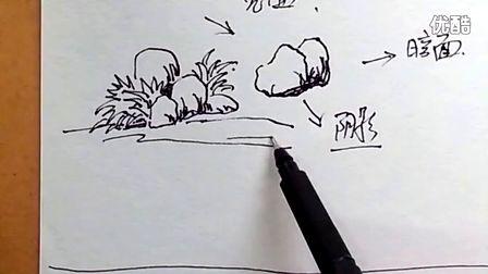 钢笔画风景速写教程 – 搜库