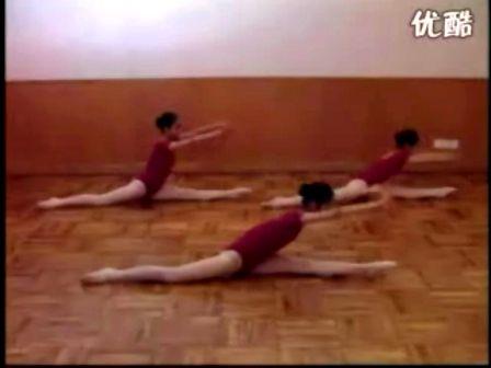 少儿舞蹈基本功教程