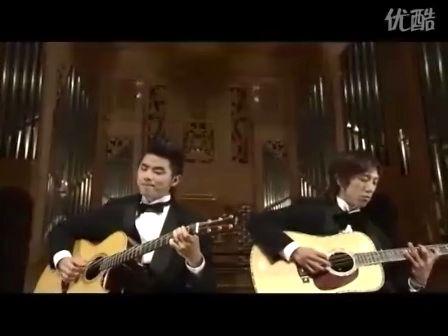 卡农-双木吉他
