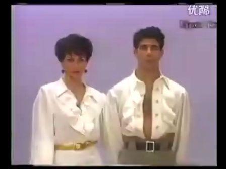 恰恰舞教学(17)定点转