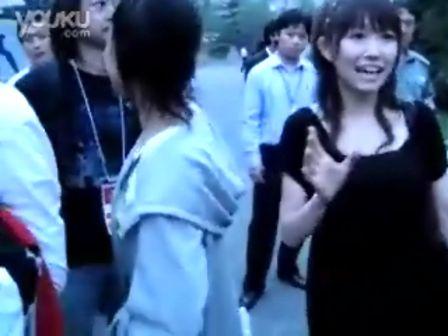 AKB48 B组北京live 离场