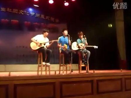 吉他弹唱 彩虹 吉他教学