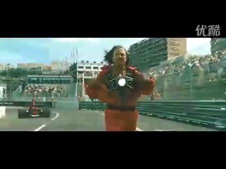 《钢铁侠2》最新高清预告,2010年5月侠胆上演