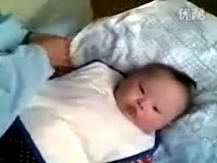 唐氏综合症康复录像01