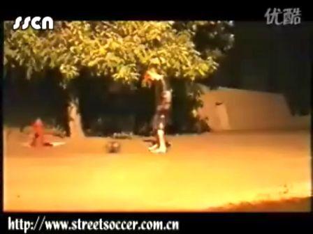 街头足球连招对照表