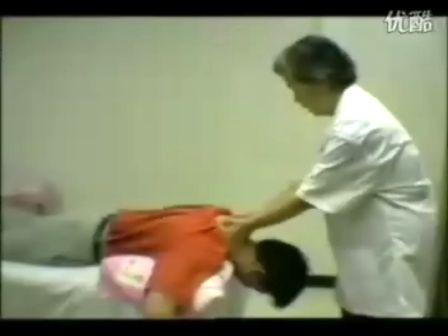 脊柱正骨(俯卧冲压法)