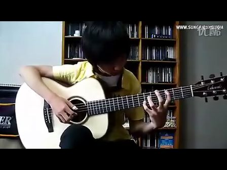 (Metllica) Nothing Else Matters - Sungha Jung