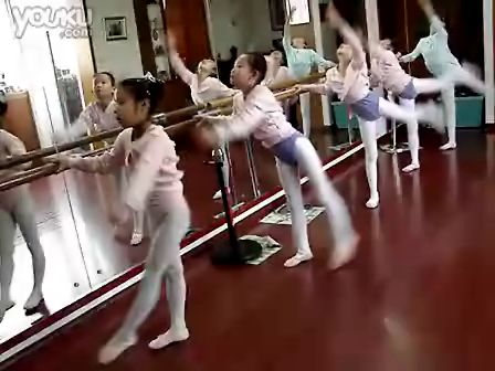 专辑-少儿形体芭蕾舞蹈训练的频道-优酷视频