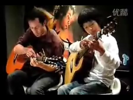 卡农(最令人感动的吉他表演)