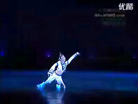 舞蹈大赛舞蹈《喊月亮》