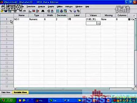 spss视频教程_第2章 建立和管理数据文件
