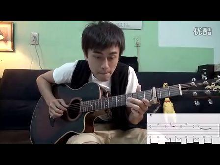 五月天 星空 吉他弹唱教程(超猥琐)