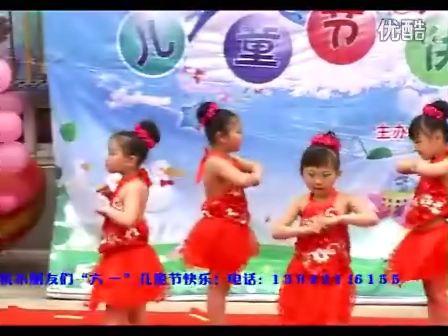 幼儿功夫舞蹈视频