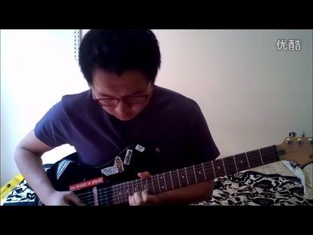 木吉他solo谱子