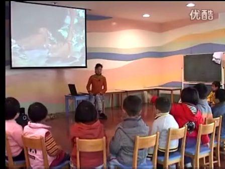 幼儿园音乐公开课小班科学《鹅》优质课示范课