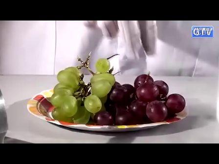 趣味实验:葡萄放在液氮里会怎样