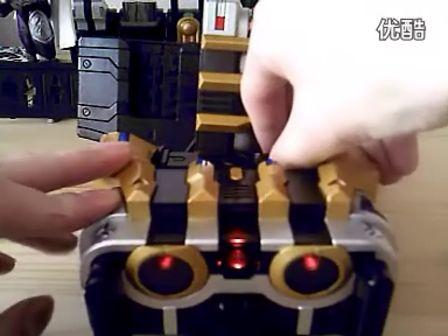 tc-弓也的玩具视频02假面骑士ixa腰带破解音效
