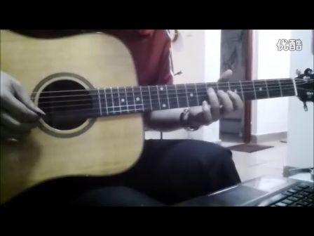 Kevin 吉他教学 第二十七课 吉他弹唱 指弹 两只老虎