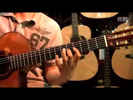 《奇异的关联》strange relatihip 赛平古典吉他演奏