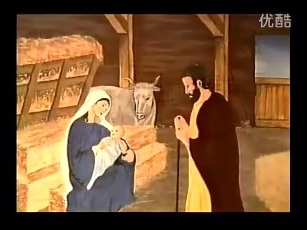 Birth of Jesus -  Bible Stories 圣经故事 耶稣的诞生