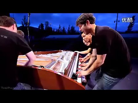 The Piano Guys--What Makes You Beautiful