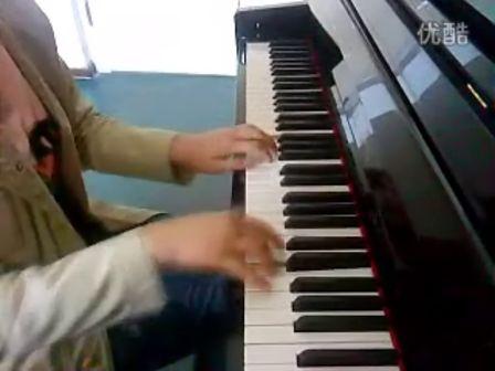 美丽的神话a调曲谱-求谱:这一生最美的祝福 钢琴独奏谱 满30个人跟帖求谱,蛐蛐就会帮