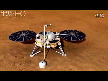 NASA寻火星生命计划 曝光下一代火星探测器