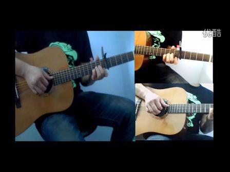 吉他教学 果木浪子教学示范