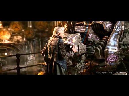 电影短片Tears of Steel 铸造未来世界开源特效