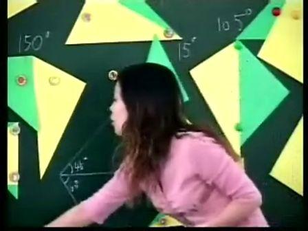 上海初中数学教师说课视频与实录