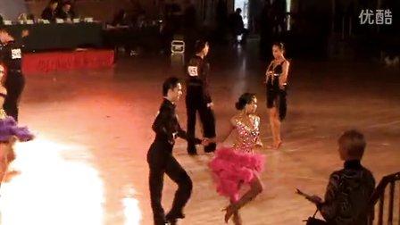拉丁舞比赛视频