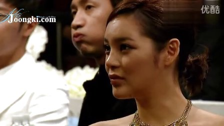 [宋仲基中文网]【中字】KBS演技大赏最优秀男演员赏 宋仲基CUT