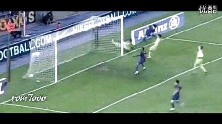 梅西生涯至今最佳进球集锦