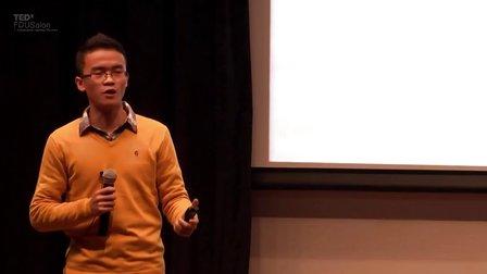 当我与新闻相遇:兰启昌@TEDxFDUSalon